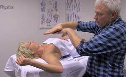 Demonstratie fasciale technieken