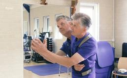 Fysiotherapeutische revalidatie bij de schouderprothese