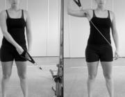 Oefenprogressie in de revalidatie van M. biceps brachii pathologie