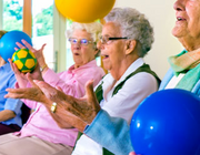Ouderen in beweging brengen en houden