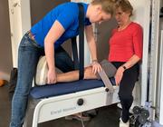 Revalidatie na plaatsing van een totale knieprothese