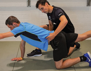 Oefentherapie gericht op motor control impairment bij lage rugklachten